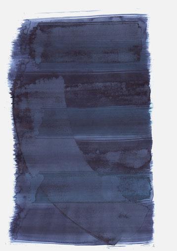 """""""Weißblüth"""", 2020, 48 x 36cm"""