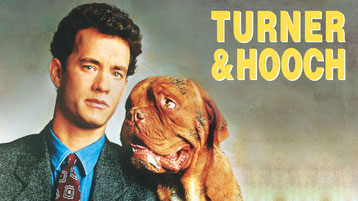 dogue de bordeaux affiche turner et hooch