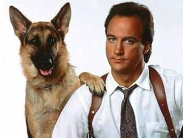 film chien de flic james belushi berger allemand