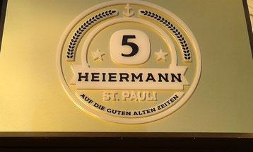 HEIERMANN - Reeperbahn 160 - Hamburg St. Pauli