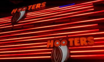 Hooters - Reeperbahn 157 in Hamburg auf St. Pauli
