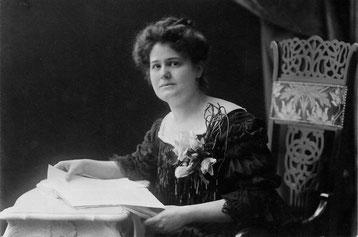Hedy Iracema Brügelmann, ca. 1913 (Familienarchiv)