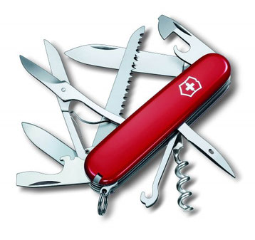 Victorinox Huntsman Swiss Army Pocket Knife
