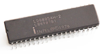 Intel LD8085AH-2 Side View