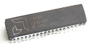 AMD D8088 Side View
