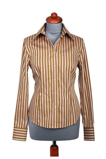 Eine gute Bluse sitzt wie eine zweite Haut