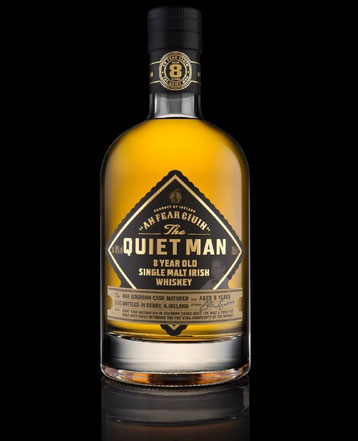 The Quiet Man 8 Jahre Single Malt Whiskey - Ralf Zindel