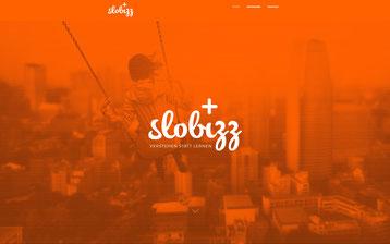 slobizz - verstehen statt lernen. Corporate Design, Webdesign, SEO und Google AdWords-Kampagne - Peter Scheerer Webdesign & SEO Expert