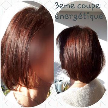 photo coupe énergétique avant après LR coiff Annecy