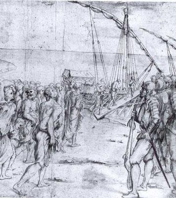 Vicente Carducho Prado: Die Vertreibung der Morisken