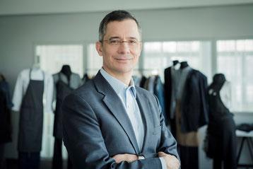 Rolf Slickers, Geschäftsführer Servitex GmbH