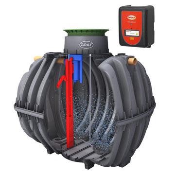 micro station d'épuration individuelle agréée