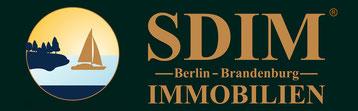 SDIM Immobilien Berlin Brandenburg Cottbus Schwielochsee
