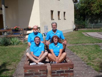 Das Möve-Team in Kelheim