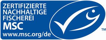 MCS Zertifizierte Nachhaltige Fischerei