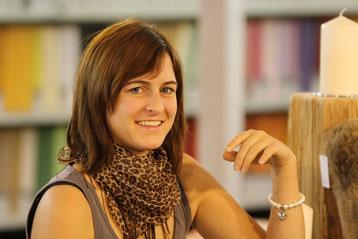 Marina Bruhin, Leitung Spezialabteilung Vorhänge