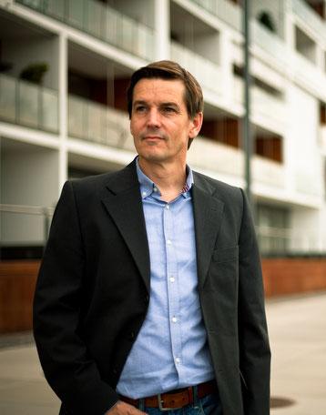 Frank H. Sauer (Foto: Julia Hüttner)