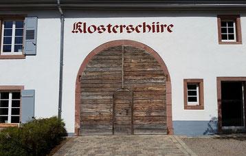KliK - Kleinkunst in der Klosterschiire, die Kleinkunstbühne in Oberried