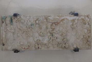 Frammento dell'altare del Pilacorte