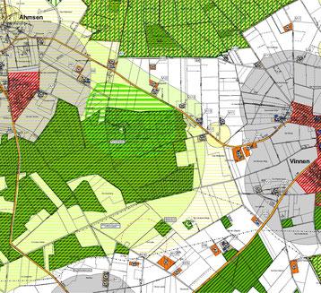 Bebauungsplan zur Steuerung der Tierhaltung durch den Flächennutzungsplan