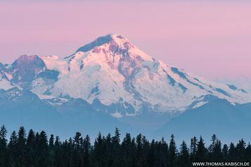 Sonnenaufgang in Alaska
