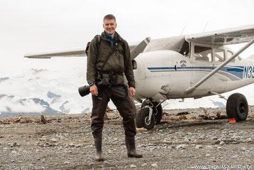 Thomas Kabisch Tierfotografie in Alaska