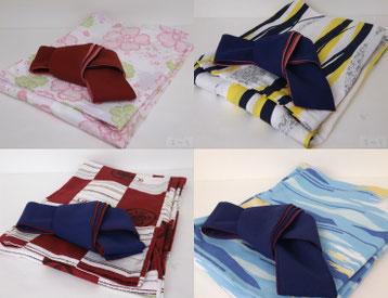 「井伊直虎」ゆかりの地である遠州の四季をイメージした浴衣