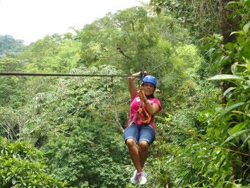 Canopy Tour en Arenal
