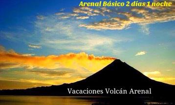 Paquete Básico Visita Volcán Arenal La Fortuna