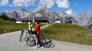 Ferienpension Steiner Weerberg Tirol Österreich-Radfahren