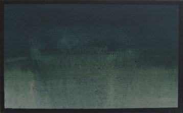 Dno, 25 x 40 cm, akryl na płótnie, 2015