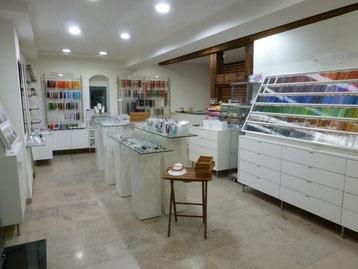 Verkaufsraum Atelier im Kornmesserhaus