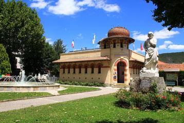 Office de Tourisme des Pyrénées Audoises à Quillan