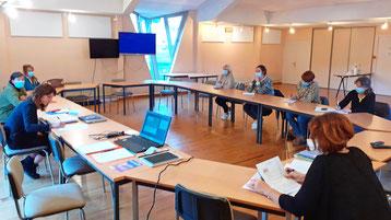 Commission Enfance Jeunesse de la Communauté de Communes des Pyrénées Audoises
