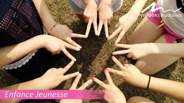 Enfance jeunesse Pyrénées Audoises