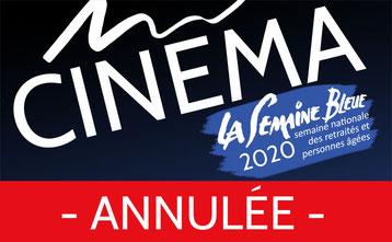 cinema semaine bleue - Pyrénées Audoises