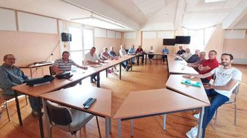 Commission Finances - Communauté de Communes des Pyrénées Audoises