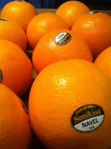 大量のオレンジも頂いた♪ 凄く甘くてビックリするくらいでした! 片岡さんいつもありがとうございます。