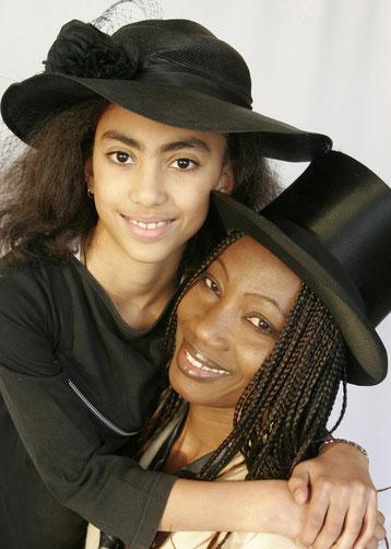 Nana und Sarah