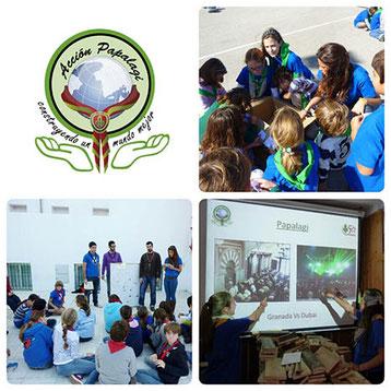 Actividades de Educación para el desarrollo