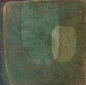 satish panchal, huile sur toile, expose à la galerie agnes thiebault