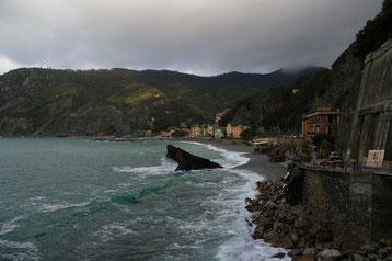 monterrosso, italie