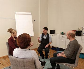 teamsupervision mit erziehern und erzieherinnen in berlin