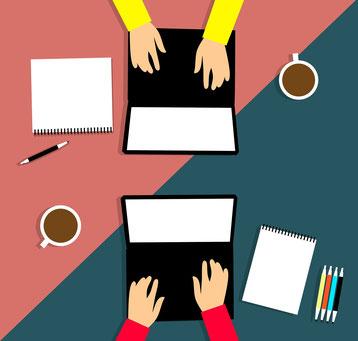 collaboratives Schreiben