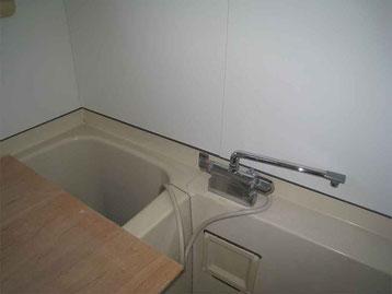 改装前 浴室