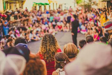 Großveranstaltungen planen mit Künstlern und Programmpunkten von TeenEvent