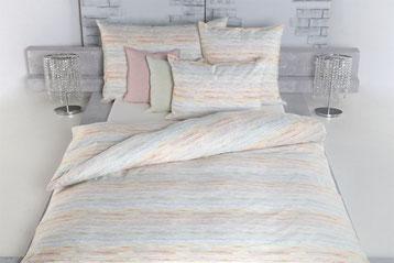 Bettwäsche / Bettenfachgeschäft / BE COSY / TAMARA-R / Leinenbettwäsche / Schlafen by Ruoss