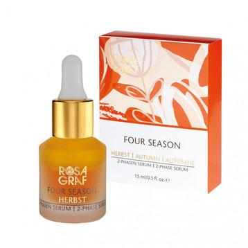 DS Kosmetik - 2-Phasen Serum Rosa Graf Herbst