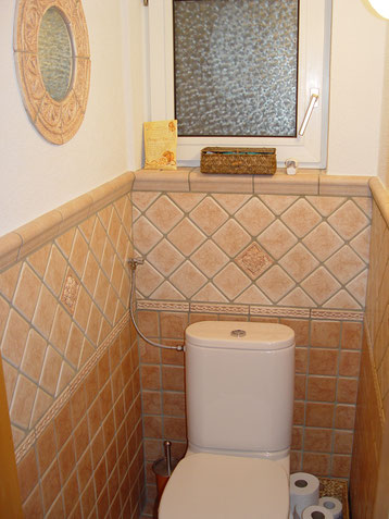 WC Verfliesung