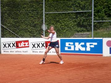 Staatsmeisterin 2007 im Doppel (mit Tamira Paszek): Marion Walter